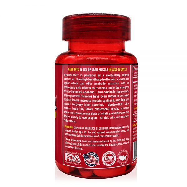 Myodrol-HSP® 30 Caplets