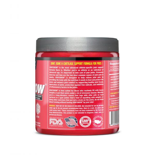 MYOGENETIX® JOINTGROW® 225g (7.9 Oz.) Tropical Mango Spice Flavour