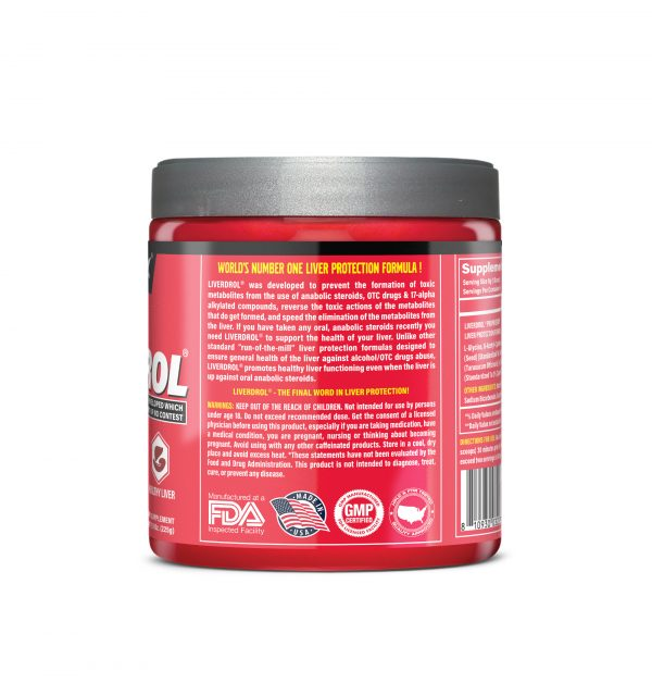 MYOGENETIX® LIVERDROL® 7.9 Oz. (45 Servings) Juicy Fruit Bubblegum Flavour